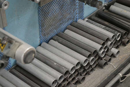 Steel rods used in industry  Stock Photo - 21771823