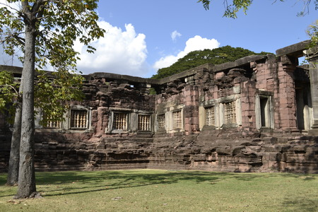 castle rock: NAKHON RATCHASIMA - Travel the old castle rock of Phimai Editorial