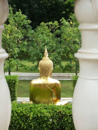 human source: The back of the Buddha