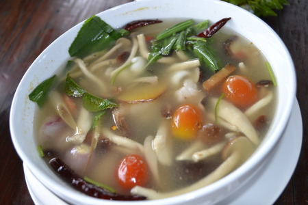 Thailand Food - Spicy