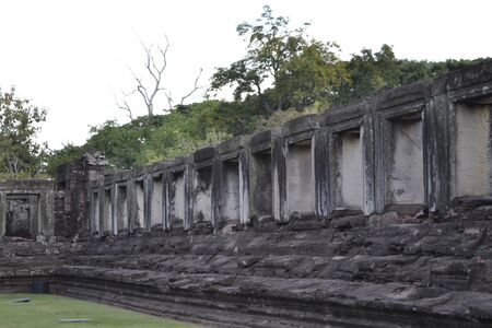 NAKHON RATCHASIMA - Travel the old castle rock of Phimai Editorial
