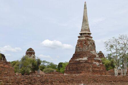 Ayutthaya temple - Thailand