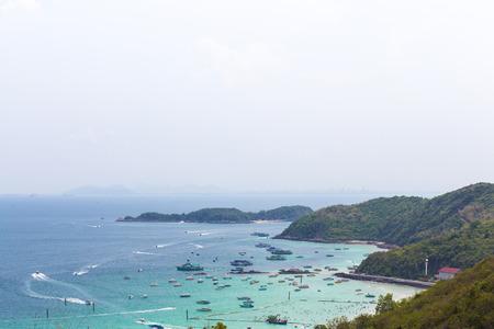 koh: Seascape at koh lan