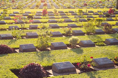 kanchanaburi: Kanchanaburi War Cemetery