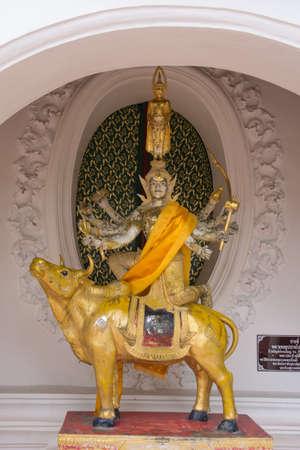 enlightening: enlightening paga brama Stock Photo