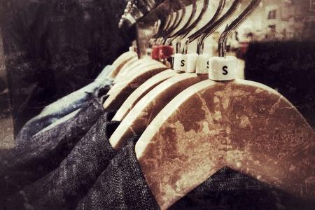 grunge: clothing with grunge feel