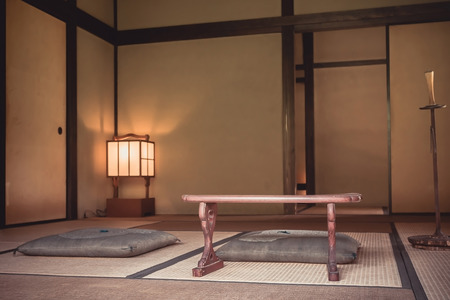 Japanese tradition house Stok Fotoğraf