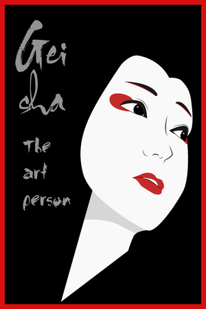 specially: Geisha the Japanese lady who expert in Japanese art specially tradition music and dance