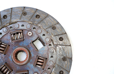 clutch: Clutch old suffered damage Demolition removed, prepare to change it.