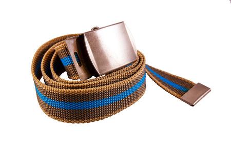 girdle: Textile belt Stock Photo