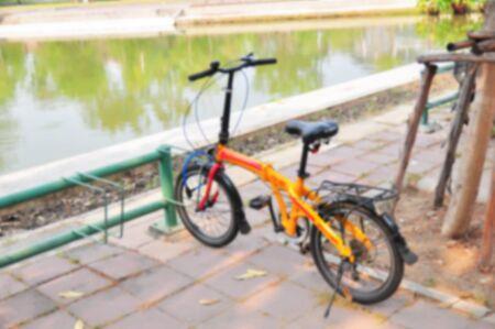 bike parking: Bike parking in the University