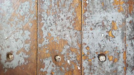 fischerei: Holzwand der Fischereiboot in der vertikalen Linie Lizenzfreie Bilder