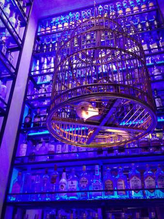 night club: Night club decoraci�n interior