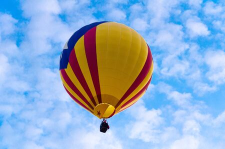 European Balloon Balloon Festival; 2018 in Igualada, Barcelona, Spain