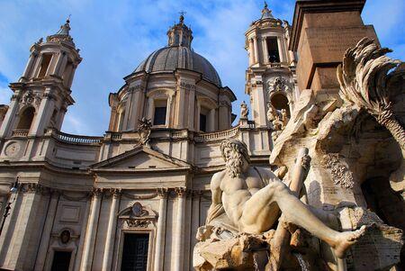 spqr: Roma Foto de archivo