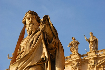 Rome - Saint Paul (Vatican) photo