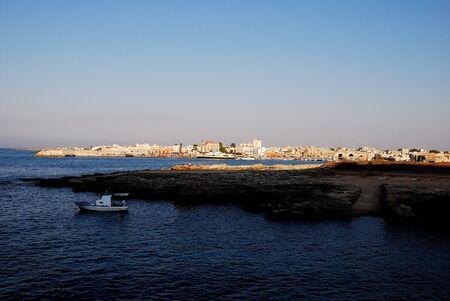 aegadian islands (sicily) photo