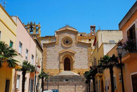 Custonaci (Sicily) - mother church