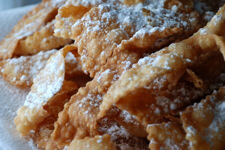 damsels: fried pastries