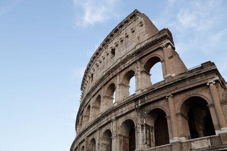 Roma Coliseo Foto de archivo