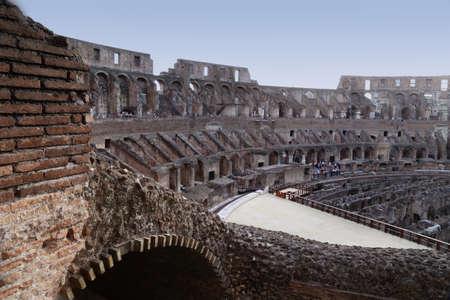 spqr: Rome - The Colosseum Foto de archivo