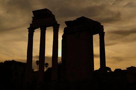 spqr: Rome - fine art Foto de archivo