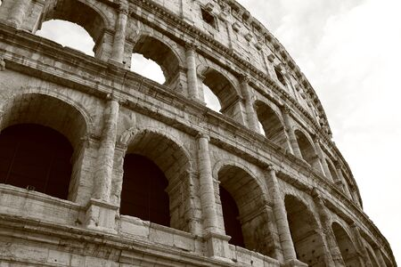 persecution: Rome - colosseum