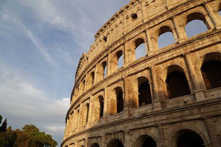 spqr: Rome - colosseum