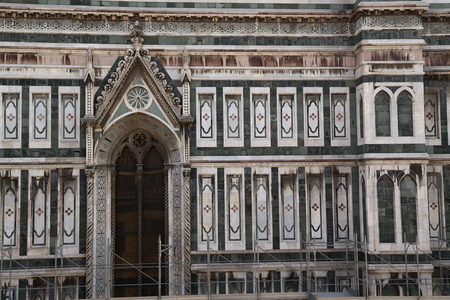 (Florence) Italy Cathedral of Saint Mary of the Flower