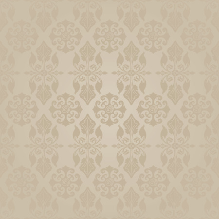 neoclassical: background roman ornament old pattern retro antiques Illustration