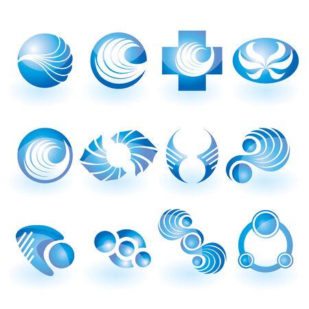 lments graphiques: �l�ments graphiques abstraits pour symbole de la conception