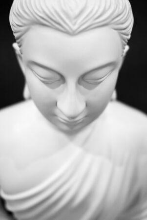 Buddha image on thailand
