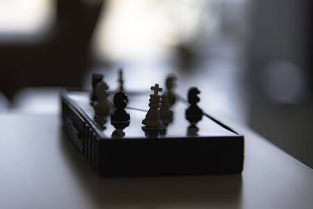 chess game.