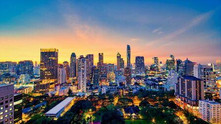 Bangkok capital city Asia. Bangkok , Thailand