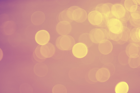 Blur bokeh wave beach abstract background.Retro color style.