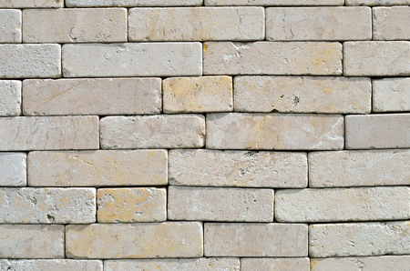 stone wall texture: Close up stone brick wall texture background.