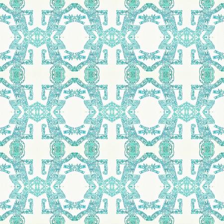 Seamless art pattern. For eg fabric, wallpaper, wall decorations.
