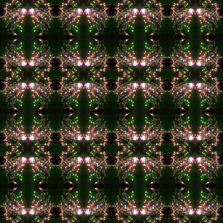 seamlessly: Seamless Christmas pattern. For eg fabric, wallpaper, wall decorations.