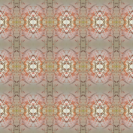 Seamless pattern of branches. For eg fabric, wallpaper, wall decorations.