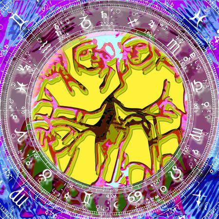 capricornus: Zodiac sign Gemini.