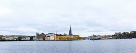 stan: Gamla Stan, the old part of Stockholm, Sweden. Stock Photo