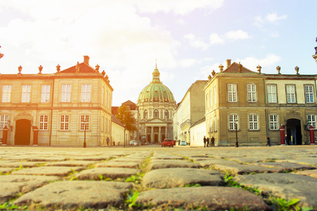 popularly: Frederiks Church, popularly known as The Marble Church in Copenhagen, Denmark.
