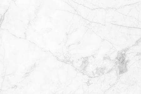 Textura de mármol blanco con patrón natural para fondo o trabajo de arte de diseño o libro de portada o folleto, cartel, fondo de pantalla y negocios realistas.
