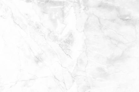 Weiße Marmorstruktur mit natürlichem Muster für Hintergrund- oder Designkunstwerke oder Buch oder Broschüre, Poster, Tapetenhintergrund und realistisches Geschäft