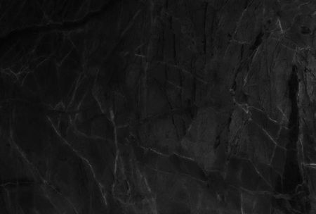 Black marble texture with natural pattern high resolution for wallpaper background or design art work. Banco de Imagens - 122393727