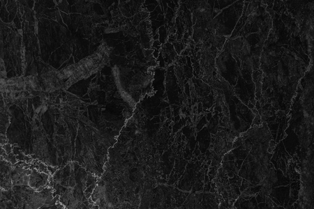 Black marble texture with natural pattern high resolution for wallpaper background or design art work. Imagens - 122394074