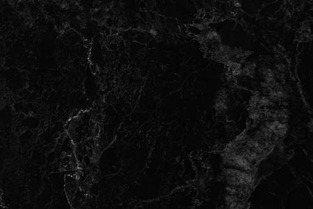 Black marble texture with natural pattern high resolution for wallpaper background or design art work.