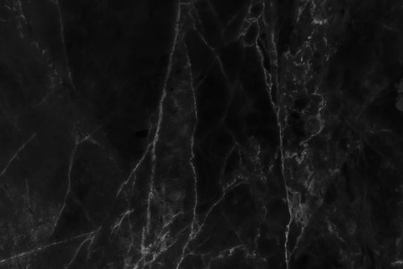 Black marble texture with natural pattern high resolution for wallpaper background or design art work. Imagens - 122394882