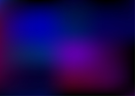 Abstract blue, purple and pink color gradient background design art work for web, presentations and prints, Vector illustration