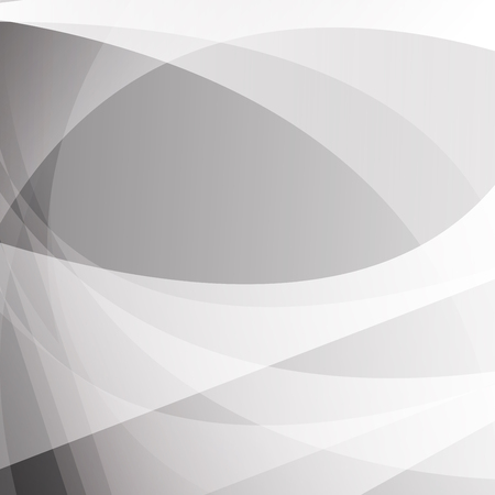 Abstract geometric modern white and gray color background, light and shadow, vector illustration.
